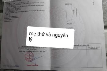 Cho thuê đất mặt tiền lô góc Mẹ Thứ gần Văn Tiến Dũng, Hòa Xuân