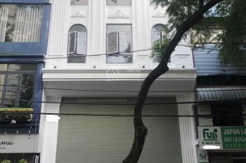 Cho thuê nhà mặt phố Hoà Mã - Thi Sách, 100m2 x 6 tầng, mặt tiền: 5m