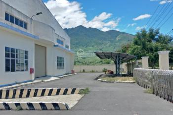 Cho thuê nhà xưởng 6000m2 KCN Liên Chiểu, thích hợp xí nghiệp may