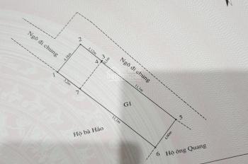 Cần bán nhà trong ngõ 111 Đông Khê, Ngô Quyền, Hải Phòng
