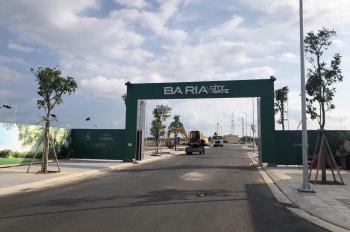 Chính chủ bán gấp bán nhanh - chốt lẹ 2 nền nhà phố dự án Bà Rịa City Gate Hưng Thịnh 096924230