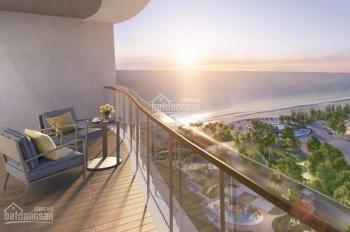 Chỉ thanh toán 1%/tháng sở hữu căn hộ khách sạn 5* mặt tiền biển Vũng Tàu, full nội thất cao cấp