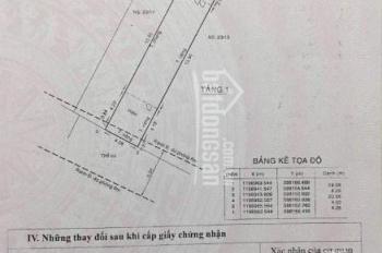 Cơ hội cho các anh chị xây căn hộ DV 4.3x25m đường 5 mét thông p8, Gò Vấp, giá 6 tỷ 270 TL