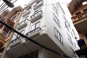 Bán nhà đẹp Kim Giang, ô tô vào nhà, lô góc, kinh doanh, 60m2 x 7 tầng x MT 4.5m. Giá 7.6 tỷ