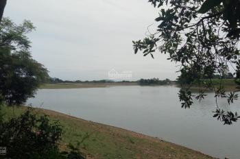 Bán đất view mặt hồ Đồng Chanh, Lương Sơn, Hòa Bình, diện tích 4500m2, cảnh đẹp mỹ miều
