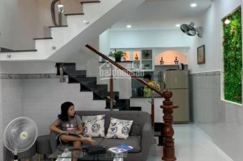 Nhà hẻm 5m, Nguyễn Đình Chiểu Phú Nhuận, 4 lầu BTCT, chỉ 4.4 tỷ