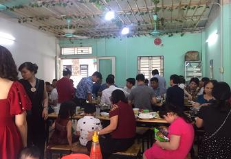 Sang nhượng cửa hàng đang bán cơm và bún tại ngõ 643 đường Phạm Văn Đồng đối diện T6 - 08 KĐT