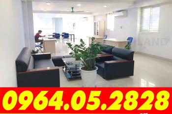 Cho thuê MBKD tầng 1 DT 30m2, MT 5.5m tại Hoàng Quốc Việt, Vị trí đẹp, giá tốt, LH 0964.05.2828