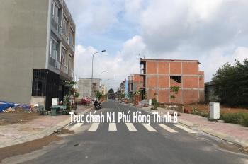 Đất Phú Hồng Thịnh 8 trục chính N1, Lô Đẹp 72m2 Hàng Hiếm Giá Tốt Đầu Tư