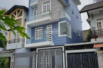 Biệt thự 1 trệt, 3 lầu 7x16m xã Tân Xuân, Hóc Môn
