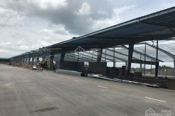 Cho thuê nhà xưởng 17200m2 và 34400m2 trong KCN Minh Hưng 3, Chơn Thành, Bình Phước