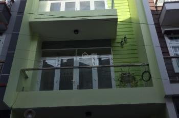 Cho thuê nhà phố 2 lầu 4PN, 5WC hẻm nhựa 6m đường Số 4, Bình Hưng Hòa B