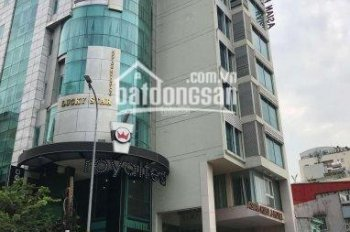 Bán gấp tòa nhà mặt tiền đường Nam Quốc Cang, P. Phạm Ngũ Lão, Quận 1, 12.8m x 20m, 157 tỷ
