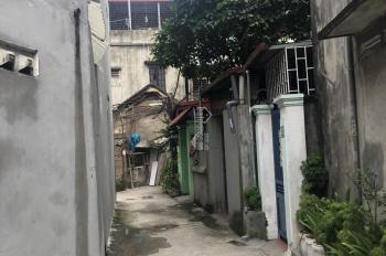 Bán nhà 2 tầng ngõ 21 Thanh Am, tổ 26 Thượng Thanh, DT 43m2, giá 1.45 tỷ