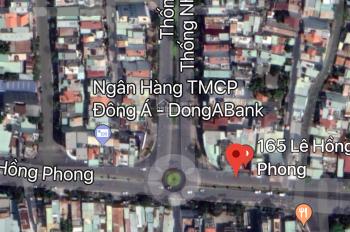 Cho thuê nhà MT vòng xoay Lê Hồng Phong - Thống Nhất, 5,5m x 29m, hậu 9m