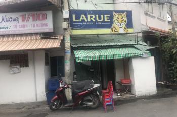 Bán nhà mặt tiền đường Hoàng Diệu ngay trung tâm quận 4, giá 5 tỷ. LH 0903705005