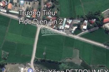 Bán kho TĐC Diên An, đường 12m, giá chỉ 11tr/m2, diện tích 400m2 2 lô