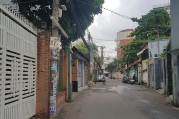 Nhà mặt tiền NB 33 Nguyễn Trung Trực, Bình Thạnh. DT: 112,7m2