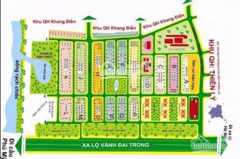 Bán đất nền 120m2 dự án An Thiên Lý, Dương Đình Hội, Q9, gần Đỗ Xuân Hợp, giá 33tr/m2, 0906.349031