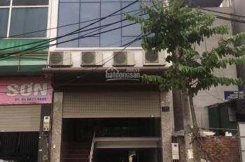 Cho thuê văn phòng mặt phố Nguyễn Ngọc Vũ