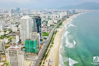 Bán 2 lô đất biển mặt tiền đường Võ Nguyên Giáp, diện tích: 198m2, ngang 10m, giá đầu tư