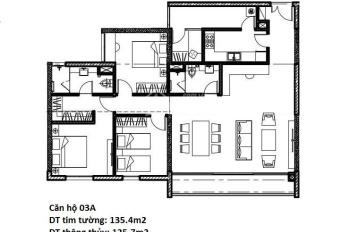 Chính chủ bán 05 căn ngoại giao 1103A, 1605A, 1907B chung cư E2 Chelsea Residences. LH 0982339666