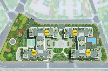 Chính chủ CC Hà nội Homeland cần bán gấp, Căn 1007, DT 58m2 giá 21tr/m2. LH 0906237866