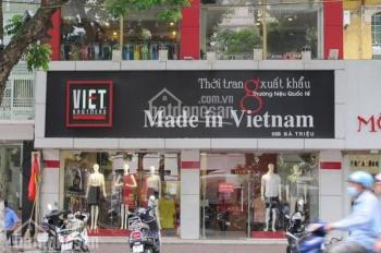 Cho thuê mặt bằng kinh doanh tầng 1 phố Nguyễn Trãi cạnh Royal City, DT 180m2, mặt tiền 8m