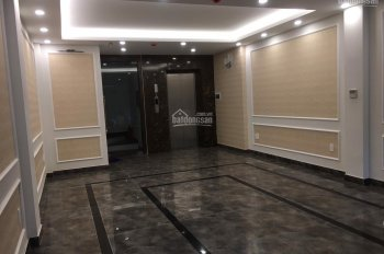 Cho thuê mặt bằng tòa nhà 9 tầng tại phố Nguyễn Ngọc Vũ, quận Cầu Giấy