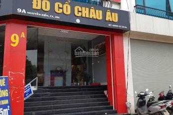 Cần cho thuê gấp mặt bằng kinh doanh tầng 1, văn phòng chính chủ ngay 9A Nguyễn Xiển