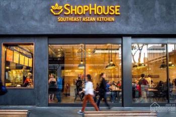 Còn duy nhất 1 shophouse kinh doanh thương mại MT Nguyễn Lương Bằng, Q7, bàn giao thô 70tr/m2