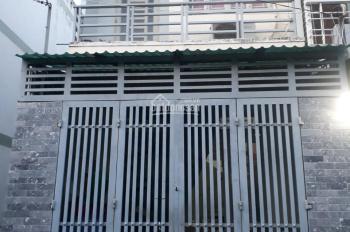 Bán nhà Đông Hưng Thuận 27(gần chợ Cầu), Q. 12, DT đất 56.2 m2 - 0974677510 (A. Vũ chính chủ)