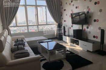 Cho thuê 1PN Master or căn hộ Phú Hoàng Anh, đầy đủ nội thất. LH: 0911422209