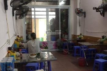 Sang nhượng cửa hàng ăn ở ngõ 91 Nguyễn Chí Thanh, DT 80m2, MT 6m, 15tr/th