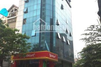 Cần bán tòa nhà mặt phố Trần Quang Khải, DT 140m2, MT 13m, xây 10 tầng, 1 hầm, LH: 0913851111