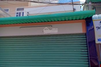 Nhà mặt tiền 4x14m buôn bán kinh doanh chợ Bà Điểm, Hóc Môn