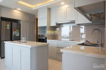 Bán gấp căn hộ Léman Nguyễn Đình Chiểu, Quận 3, căn 3 phòng ngủ nội thất đẹp. Tầng cao, cửa ĐN