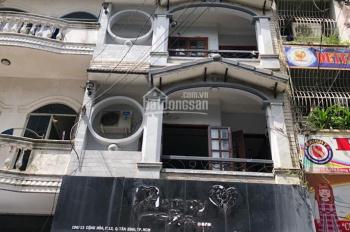 Cho thuê nhà nguyên căn tại đường Cộng Hòa quận Tân Bình 5x15m trệt 4 lầu LH: 0908.167.367