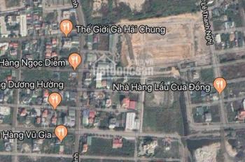 Bán 288m2 đất nền dự án tại phường Cẩm Bình, mặt hướng biển, giá cực tốt 16,5 triệu/m