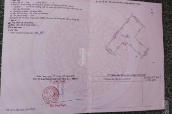 Bán 3 mẫu 7 trang trại ngay trung tâm Minh Hòa. Đất sổ riêng 4 mặt tiền