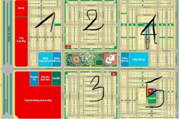 Mở bán GĐ 2 dự án Mega City 2, ngay TTHC Nhơn Trạch, giá CĐT, ngay đường 25C, LH: 0968289003