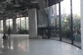 Cho thuê mặt bằng kinh doanh tầng 1 - 3 chung cư mặt đường Nguyễn Chí Thanh, 100m2 - 2000m2m2