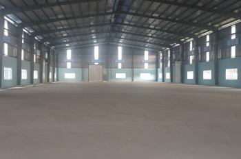 Cho thuê kho xưởng đường An Phú Tây, xã Hưng Long, 7000m2, giá 220 triệu/th. LH: 0915715203