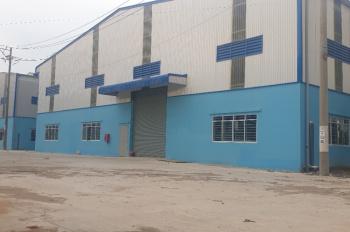 Cho thuê kho xưởng MT đường Trần Văn Giàu, 2000m2, 90 triệu/th. 1200m2 giá 62 triệu 0915715203