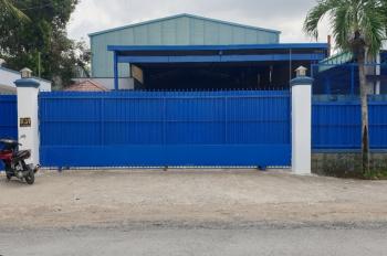 Cho thuê 2 kho xưởng Bình Tân đường Võ Trần Trí 500m2 28 tr/th, 1300m2, giá 65 tr/tháng, 0915715203
