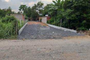 Bán nền đất thổ cư mặt tiền đường 488 xã Phạm Văn Cội Củ Chi, diện tích 166m2, giá 1.350.000.000đ