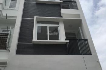Nhà 4x14m, 1 trệt 3 lầu 4PN, hẻm 6m đường 26, P. Hiệp Bình Chánh, Thủ Đức