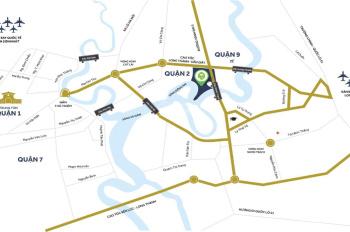 Mở bán biệt thự Palm Marina Quận 9, ưu đãi mới nhất từ PKD Nova Hữu Thuận, 0903090243