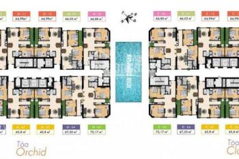 Bán gấp căn hộ 2 phòng ngủ Đông Nam: CT1 - 1207, hỗ trợ vay 70%. LH: 0982657574