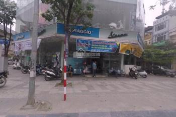Cho thuê nhà MP Quang Trung Hà Đông lô góc 200m2 x 3 tầng, MT 30m kinh doanh đỉnh cao mọi mô hình